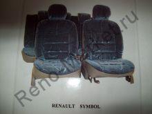 Чехлы автомобильные Symbol 5 подголовников