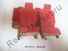 Чехлы автомобильные Megane II 2/3 зад.сиденье